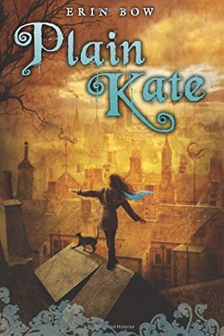 book cover of Plain Kate