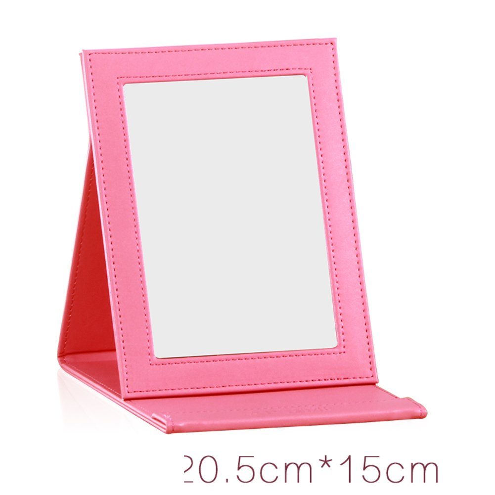 Desktop cosmetic mirror/ hand-mirror mirror/Korea desk Princess mirror/ the mirror-H new