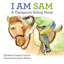 I am Sam - A Therapeutic Riding Horse