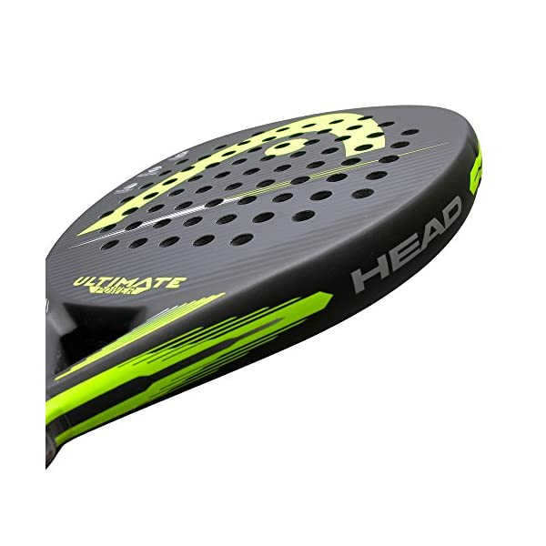 Head - Racchetta da paddle, mod. Ultimate Power 2018, colore giallo 4 spesavip