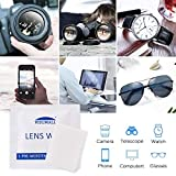 Lens Cleaning Wipes Glasses Cleaner - 100