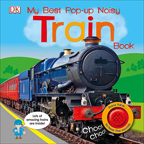 My Best Pop-up Noisy Train Book (Noisy Pop-Up Books)