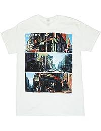 Beastie Boys City Scenes Men's T-Shirt White