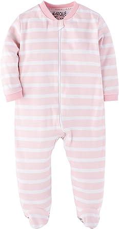 home swee Baby and Toddler Girls Boys Non-Slip Fleece Footed Pajamas Sleep and Play Blanket Sleeper