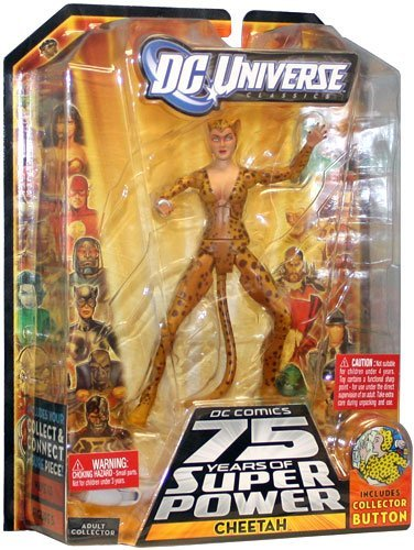 Dc Comics Cheetah - DC Universe Classics Wave 13 Cheetah (Classic) Action Figure by DC Comics
