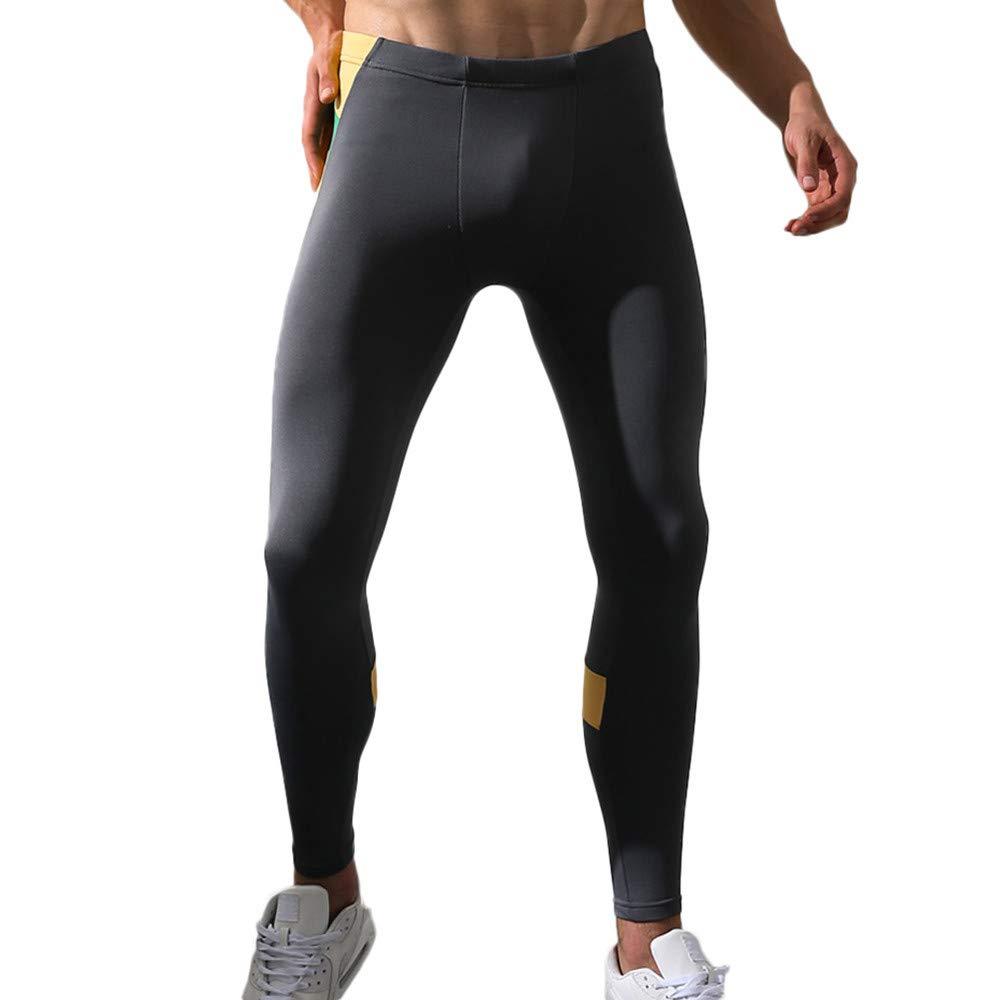 Pantalón Chandal Hombre Slim fit Pantalones térmico Largo Invierno ...