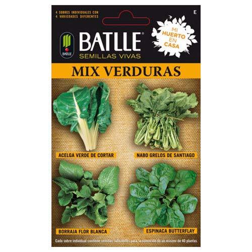 Portal Cool Las semillas del paquete: Batlle Semillas - Ideal para ...
