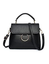 Fashion Women Roomy Pockets Crossbody Cell Phone Purse Wallet Bag Flap Shoulder Bag