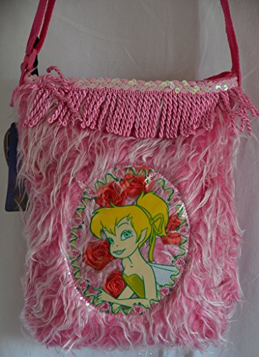 Disney Tasche Tinkerbell Tinker Bell Schultertasche Mädchen Fairies Fee