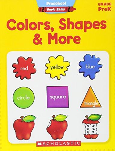 Preschool Basic Skills: Colors, Shapes & More