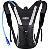 Hydration Pack, Hydration Backpack with 2L BPA Free Water Bladder, Lightweight and Hands-Free Water Pack for Running…