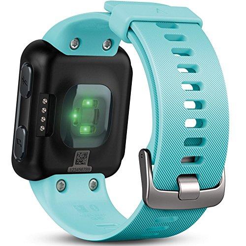 Garmin Forerunner 35 Watch, Frost Blue - International Version - US warranty by Garmin (Image #3)