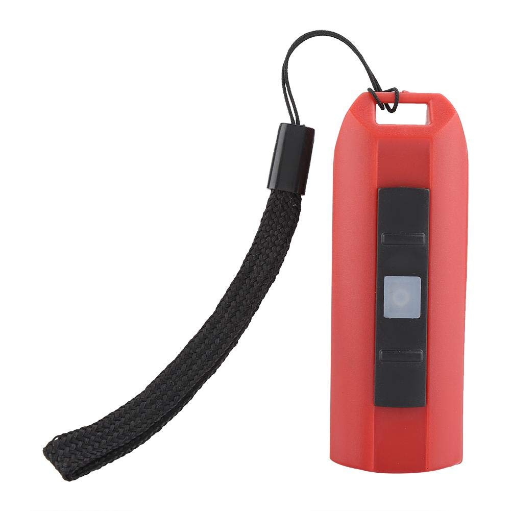 Torcia Portatile Portachiavi a LED # 1 Mini Luce Portatile Ricaricabile a 3 modalit/à