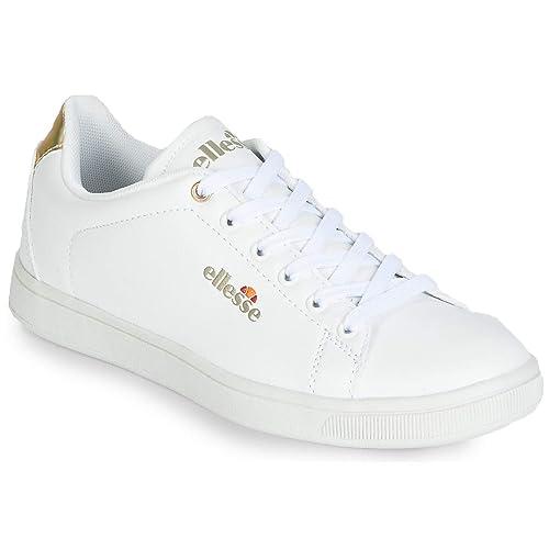 ellesse Zapatillas para Mujer - Zelie White Gold (36 EU)