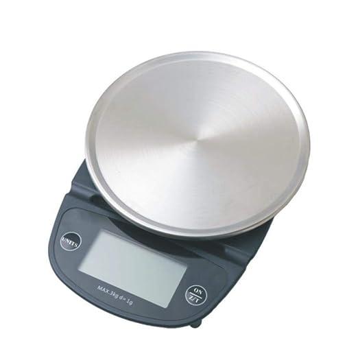 YDS SHOP Básculas electrónicas domésticas pequeñas, Cocina ...