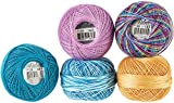 Handy Hands Lizbeth Specialty Pack Cordonnet Cotton Size 20-ocean View 5/pkg