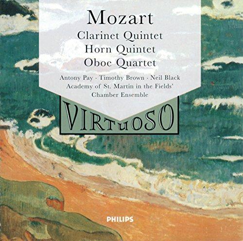 (Mozart: Clarinet Quintet; Horn Quintet; Oboe Quartet)
