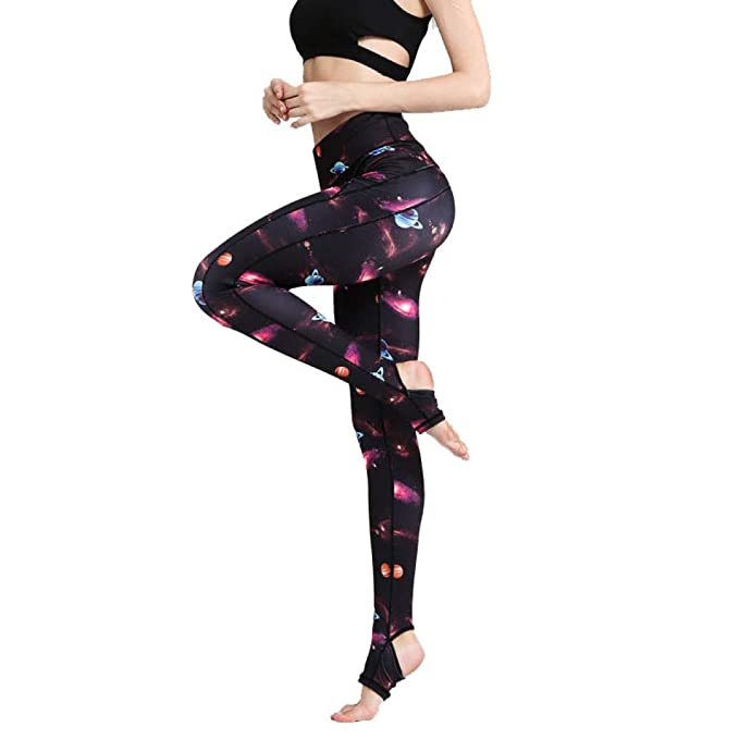 Amazon.com: Rzxkad Yoga Pants Sports Fitness Leggings Women ...