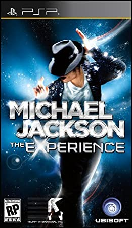 Michael Jackson The Experience - Sony PSP