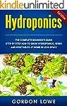 Hydroponics : Hydroponics for Beginne...