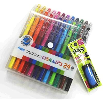 pilot-frixion-erasable-color-pencils