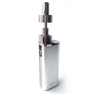 WYBAN Cigarrillo Electrónico 30W Función de Relleno a Tope Atomizer, 2ml Atomizadore Vapeador Kit de cigarrillo electrónico, 2200mah Batería, Kit de ...