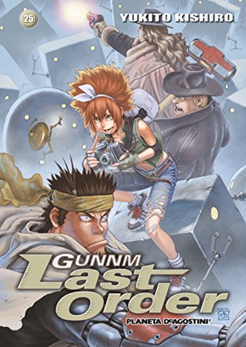 Descargar Libro Gunnm Last Order Nº 25/25 Yukito Kishiro