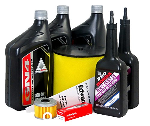 2007-2013 Honda TRX420 Full Service Maintenance Kit by Honda