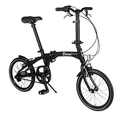 Bicicletta Pieghevole Beixo.Beixo X Town Nero Amazon It Sport E Tempo Libero