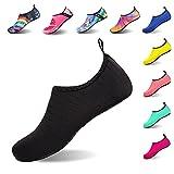 IceUnicorn Water Shoes Mens Womens Outdoor Swim Socks Barefoot Skin Shoes for Beach Running...