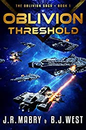 Oblivion Threshold (The Oblivion Saga Book 1)