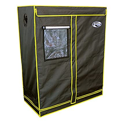 Lighthouse Hydro Hydroponics Grow Tent 48 by 24 by 60-Inch  sc 1 st  Amazon.com & Amazon.com : Lighthouse Hydro Hydroponics Grow Tent 48 by 24 by ...