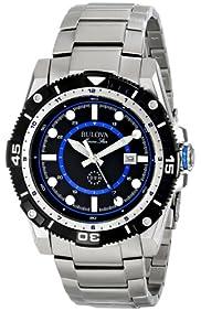 Bulova Men's 98B177 Marine Star Stainless Steel Watch
