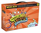 Hands-On Bible Curriculum: 3-Lesson Mini-Kit for