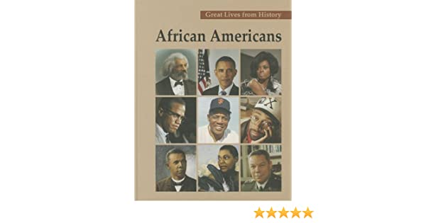 Great Lives from History: African Americans, Kenneth