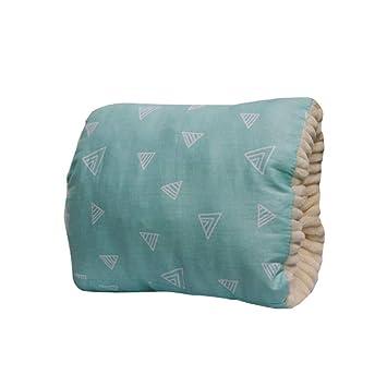 Amazon.com: Elegante almohada de algodón para lactancia de ...