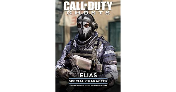 Amazon Com Call Of Duty Ghost Elias Special Character Online