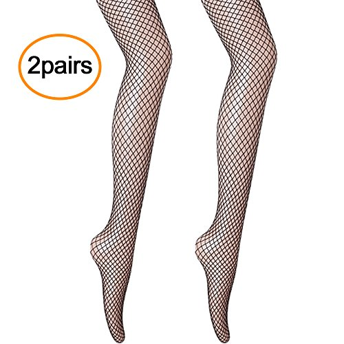 Women's Fishnets Stockings Tights,Ladies Black Mesh Tight Women Sexy Net Panty-hose Lady Hollowed-out Fishnet Leggings (Ladies Fishnet Tights)