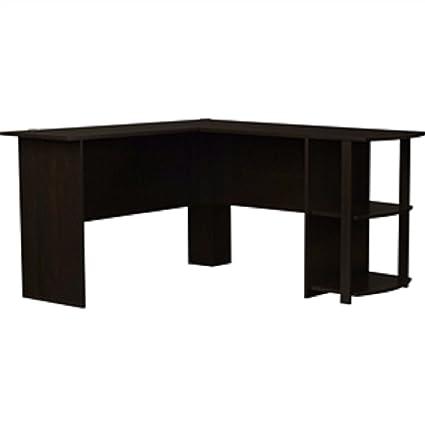 Dark Cherry Computer Desk White Wood Computer Desk