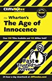 CliffsNotes on Wharton's the Age of Innocence, Susan Van Kirk, 076453713X