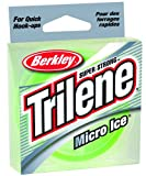 Berkley Trilene Micro Ice Fishing Line