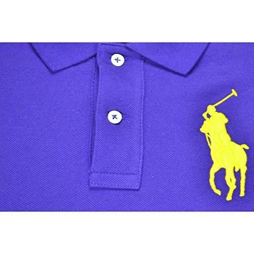 huge discount 35571 0c2f3 Ralph Lauren Poloshirt Big Pony Violett für Damen Gr. XS ...