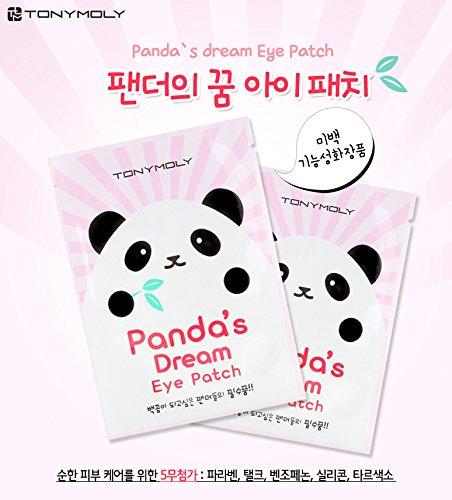 Panda's Dream Eye Patch 10 pcs