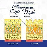 LA PURE Luxury Collagen Eye Mask - Under Eye