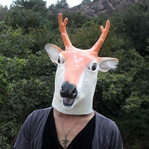 Are latex deer mask