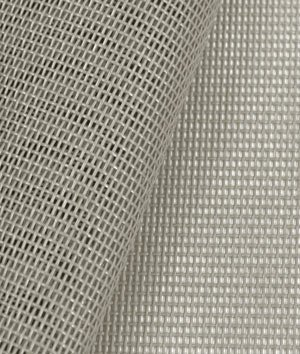 (Phifertex Standard Solids - Gray Fabric - by the Yard)