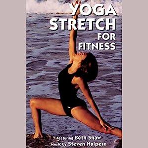 Yoga Stretch for Fitness Speech