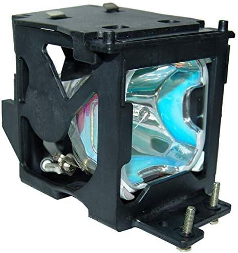 Supermait ET-LAE500 ETLAE500 A PTAE500E PT-AE500U PTAE500 PT-AE500E PTAE500U Calidad Bulbo L/ámpara de Repuesto para proyector con Carcasa Compatible con PANASONIC PT-AE500