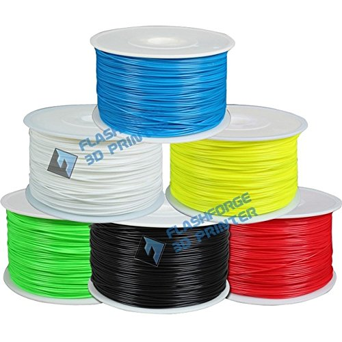 3d Printers & Supplies Hot Sale Flashforge Pla 3d Printing Filament 1.75mm 0.6kg/roll For Dreamer/finder New Varieties Are Introduced One After Another 3d Printer Consumables