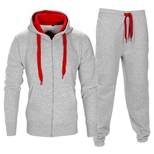 Kids Contrast Cord Fleece Full Zip Up Boys Camo Print Tracksuit Hoodie Gym Pullover Suit Jogging -